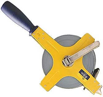 CXBH 巻き尺 - 50 M、プラスチック、ポータブル巻き尺、ソフト巻き尺、ルーラーメトリックツール測定ツール