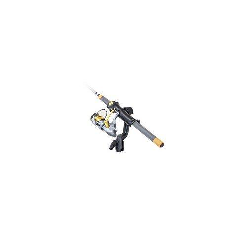 Ram Mount Ratchet - RAM MOUNTS (RAP-390-RB-NBU Tube Jr. Fishing Rod Holder with Ram-Rod Revolution Ratchet/Socket System (Base Not Included)