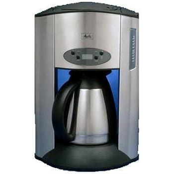 Amazon Com Melitta Me10tds 10 Cup Programmable Coffee