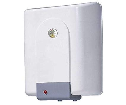 230 voltsV A-12 SP 1500 wattsW blanco Bandini bra/ün calentador el/éctrico sopralavello con /ánodo de magnesio y v/álvula de seguridad 230/V blanco 1500/W