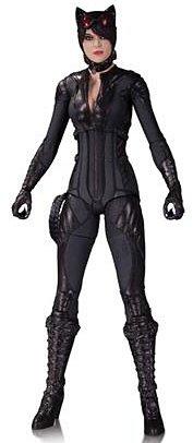 Batman Arkham Knight Catwoman Action -