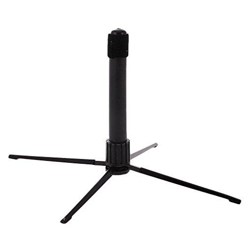 Jili Online Professional Black Flute Rack Bracket Support Instrument Holder Musical Tool by Jili Online (Image #4)