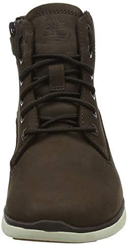 red Classic Red Timberland D54 Kids' Nubuck Briar Unisex Boots Killington tq11Ywa