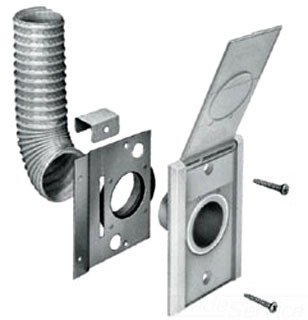 Na Inlet (NuTone 326N Existing Home Inlet Kit, NA)