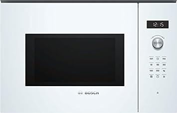 Bosch Serie 6 BEL554MW0 Integrado - Microondas (Integrado, Microondas con grill, 25 L