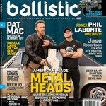 ballistic magazine fall 2018 metal heads