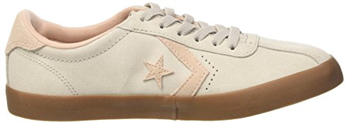 pale Breakpoint Lifestyle Scarpe Suede Ox Da – Bambini gum Unisex Beige 081 particle Beige Converse Putty Fitness fB5Pnqqw