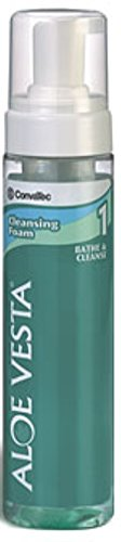 Aloe Vesta Cleansing Foam, 8 Oz. Bottle, Pack of 2