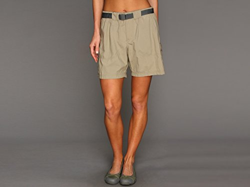 Columbia Women's Sandy River Cargo Short Shorts, tusk, Mx6 Columbia Hiking Shorts