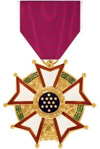 Medals of America Legion of Merit Medal Anodized