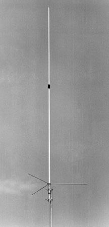 CX-333 TriBand Base antenna, 2m/1.25m/70cm, 10ft Comet