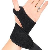 Muñequera ortopedica. Ferula de muñeca deportiva, excelente para usar en cualquier mano, de alta calidad, muy facil de usar, ajustable con velcro.