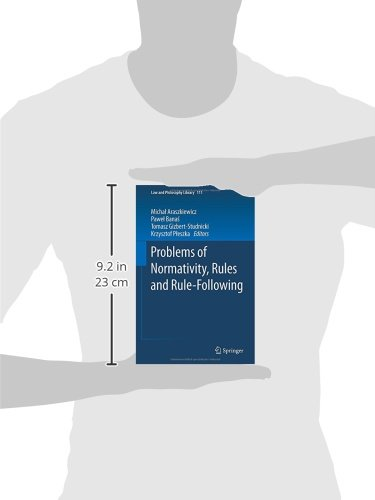 Problems of Normativity, Rules and Rule-Following (Law and Philosophy Library)
