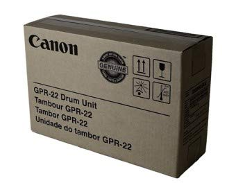 Canon GPR-22DR Imaging Drum Unit - 1 Pack in Retail Packing