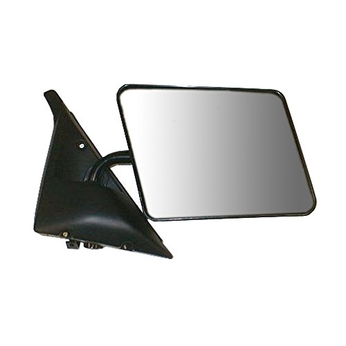 Manual 5 x 8 Side View Door Mirror RH Right for GMC S-15 Chevy S10 Olds Bravada (Mirror 85 S10 Chevrolet Chevy)