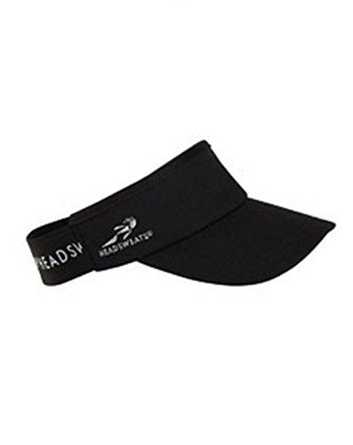 - Headsweats HDSW02 Supervisor - Black - One Size