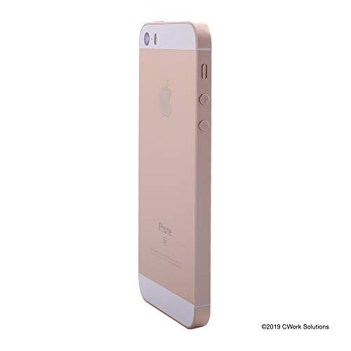 Apple iPhone SE, 1st Generation, 64GB, Gold - For Verizon (Renewed)