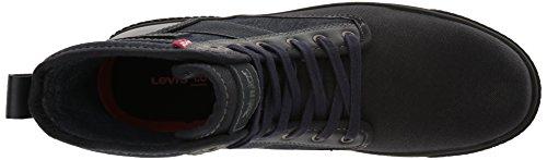 Mensen Levis Richmond Denim Fashion Sneaker Marine