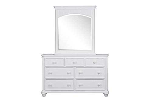 Landscape Beveled Dresser Mirror - Pulaski Samuel Lawrence SUMMERTIME Landscape Mirror - Dresser is sold separately