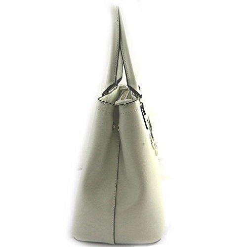 Bolso Bolso De De 'jacques Cuero Esterel'blanco Cuero rwHr8x
