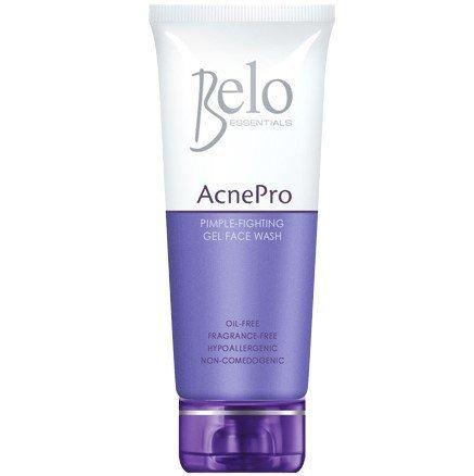 Belo Essentials Acne Pro Pimple Fighting Gel Face Wash