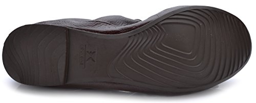 Pictures of Eureka USA Women's Universe Leather Ballet Flat 8 M US 4