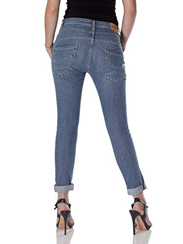 Jeans Baggy P78a Blu Donna Denim Please 0wdq78tx0
