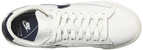 Le obsidian Blazer W Nike White Donna Ginnastica 107 Low white da Scarpe Aa3961 qwRgOtUg