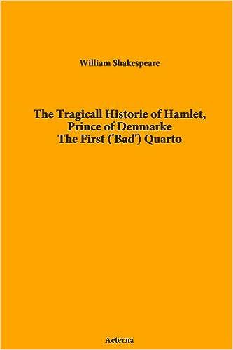 historien om hamlet