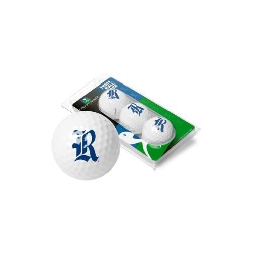 Rice University Owls - 3 Golf Ball ()