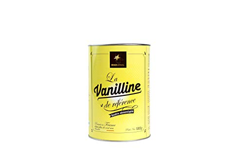 Vanillin Powder Rhovanil 1kg by Solvay Rhovanil Vanillin (Image #9)