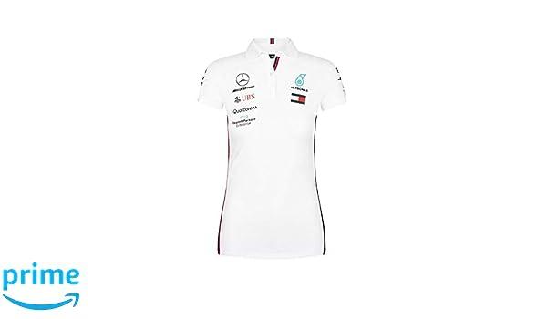 Mercedes-AMG Petronas Motorsport 2019 F1™ Polo del Equipo Blanco ...