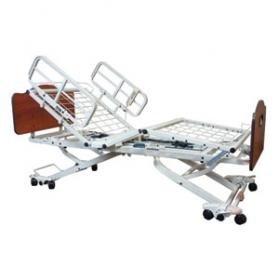 Joerns Healthcare EasyCare9 EasyCare 9 Adjustable-Height Low Bed