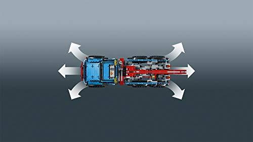 LEGO- Technic Camion Autogrù, Multicolore, 42070 7 spesavip