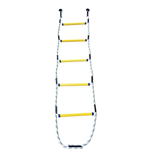 Aoneky 7.8 ft Nylon Climbing Rope Ladder for Kids or Adult by Aoneky (Image #1)