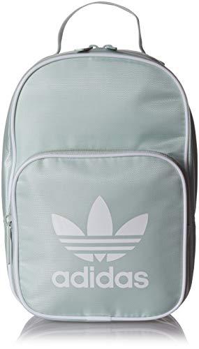 adidas Originals Unisex Santiago Lunch Bag Backpacks, Light Green, One Size