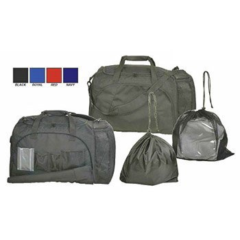 Champion Sports Football Equipment Bag (Royal Blue)