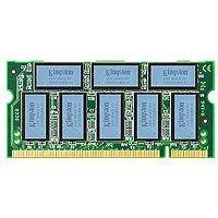 Kingston ValueRAM 1GB 400MHz DDR2 Non-ECC CL3 SODIMM Notebook Memory ()