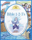 Bible 1-2-3's, Random House Value Publishing Staff and Donna Cooner, 0517184788