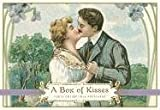 img - for A Box of Kisses: 40 Collectible Postcards book / textbook / text book