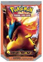 Pokemon Trading Card Game EX Dragon Frontiers Theme Deck Shadow Blaze