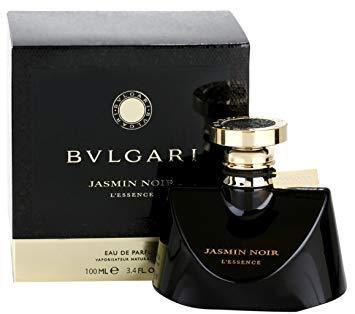 3f338f63eef Image Unavailable. Image not available for. Color  Bvlgari Jasmin Noir L essence  Eau De Parfum ...