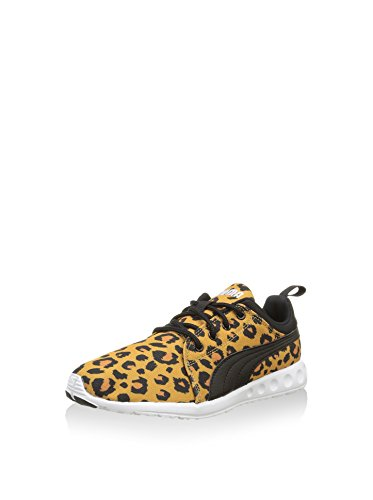Puma uk Sneaker leopardo 5 Runner Cheetah Nero Carson Eu 40 7 wp4Sg