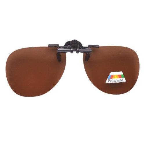Mode Soleil Polarise lunettes Tendance Marron Eyekepper A Pilote Sur La HxgTBT