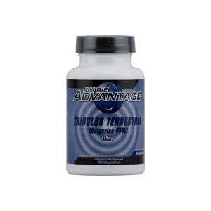 Avantage pures Tribulus Terrestris capsules, 625 mg, 60 Count