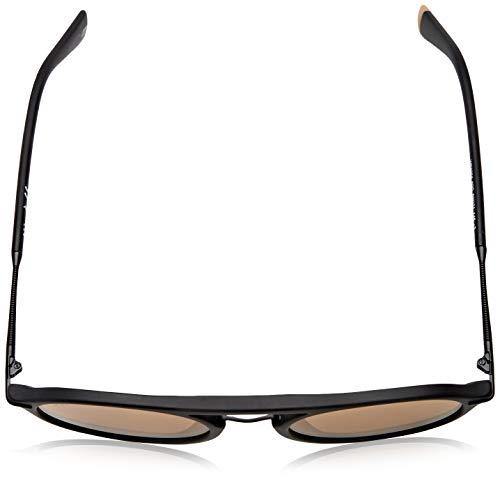 52 Specchiato Unisex Opaco De Monturas negro Adulto Gafas 0 52 marrone We0204 Web 02g 6qgAAZ
