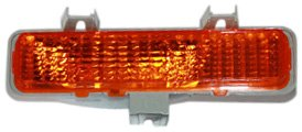 TYC 12-1247-01 Chevrolet/GMC Passenger Side Replacement Parking/Signal Lamp Assembly