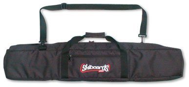 Skiboards.com 100cm Skiboard Snowblade Padded Carry Bag Black