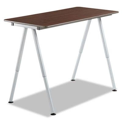 - Iceberg ICE68204 OfficeWorks Freestyle Teaming Table Top, Thermally Fused Melamine, 48
