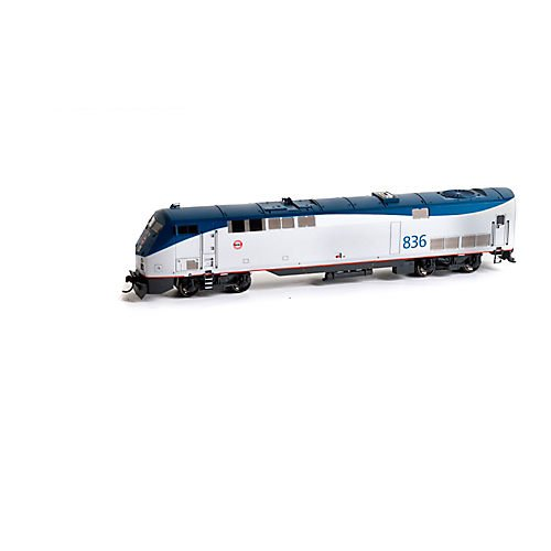Athearn ATH88840 HO RTR AMD103/P40, Ex-Amtrak Phase V CDOT #836